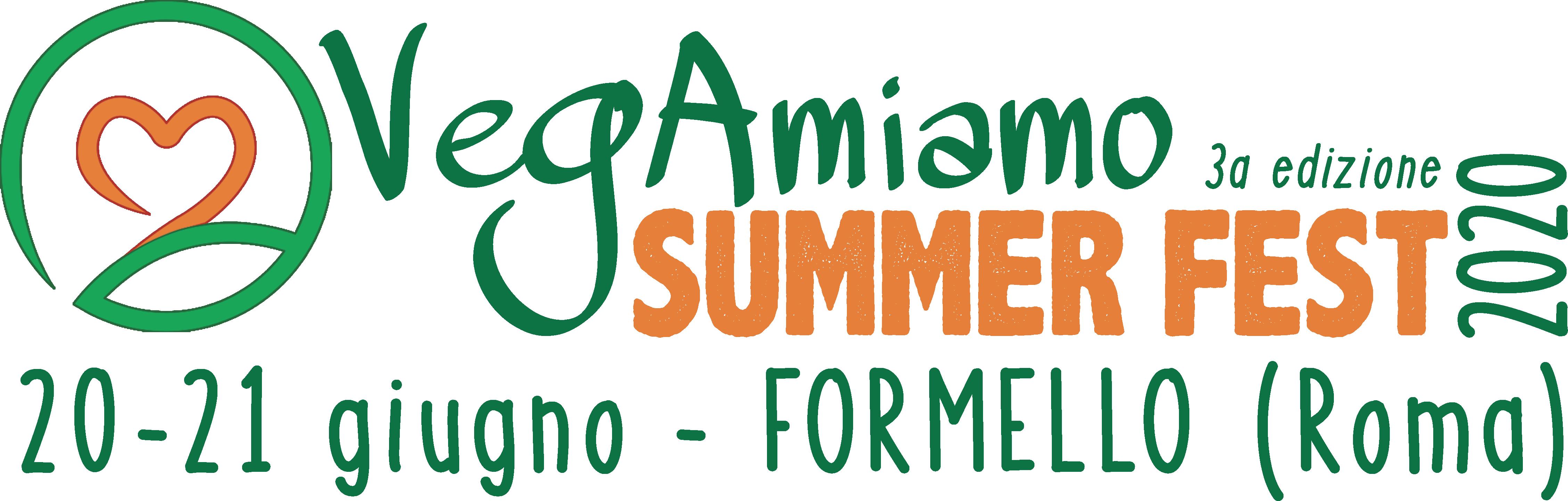 VegAmiamo Summer Fest 2020