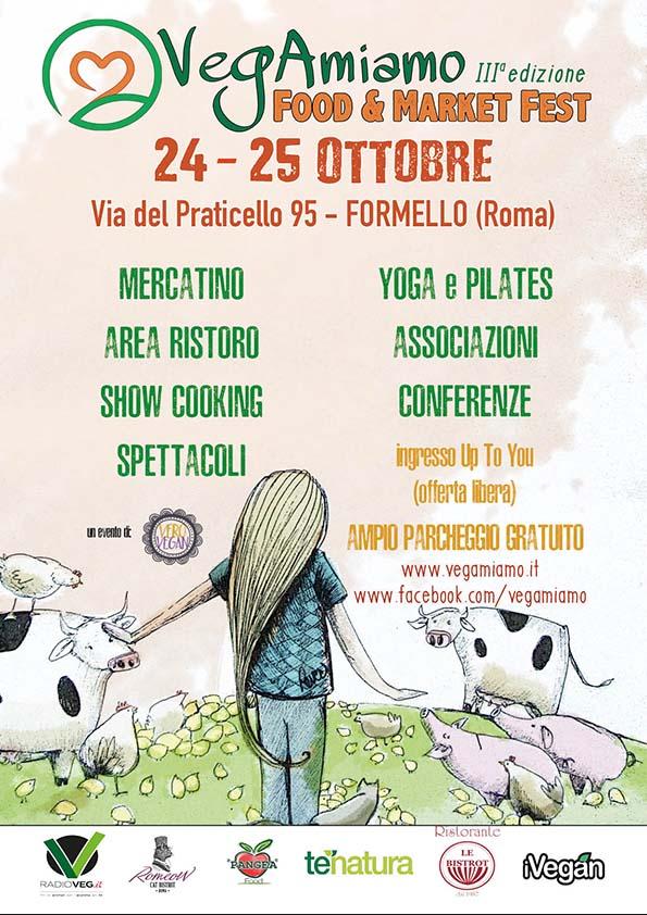VegAmiamo - Food & Market Fest 2020